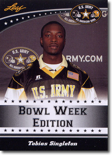 2011-TOBIAS-SINGLETON-Razor-Leaf-US-Army-All-American-RCs-OLE-MISS